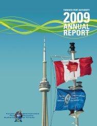 REPORT - Toronto Port Authority