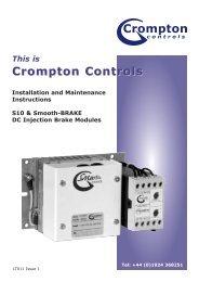 LT011 Issue 1_2 - Crompton Controls