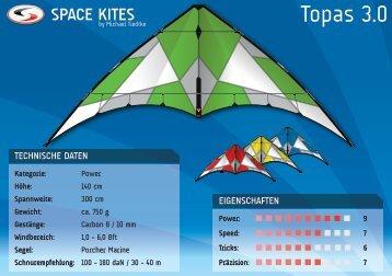 Topas 3_0_Fieldcard - Space Kites