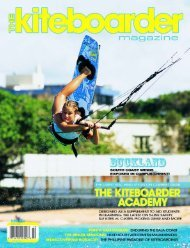 May 2006 - The Kiteboarder Magazine