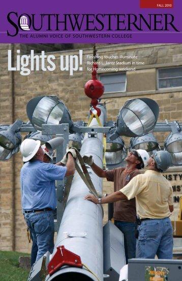 Lights up! - Southwestern College