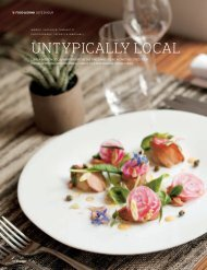Voyager Magazine - Riviera's young Michelin stars - Rutherford ...