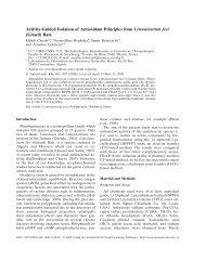 (Girard) Batt. - Verlag der Zeitschrift für Naturforschung