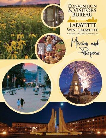 Community Report - Lafayette - West Lafayette