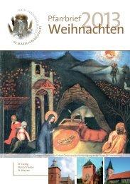 19:30 Uhr - Pfarrgemeinde St. Mariä Himmelfahrt