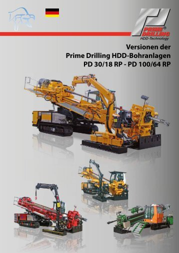PD 100/64 RP - Prime Drilling GmbH