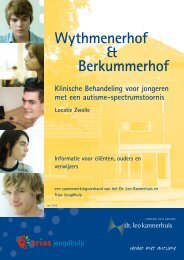 Wythmenerhof & Berkummerhof - Dr. Leo Kannerhuis