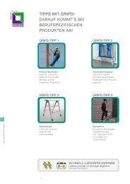 Berufsspezifische Produkte
