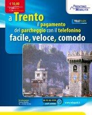 a Trento - Sergio Lorenzi