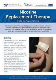 Nicotine Replacement Therapy (Help to stop smoking) - V Pharmacy