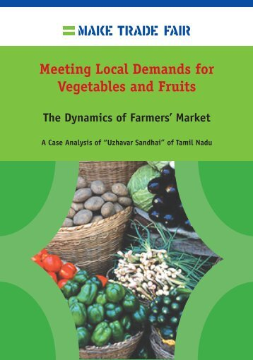 The Dynamics of Fair Farmers' Markets. A Case Analysis