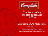 Food Safety Legislation: - staging.files.cms.plus.com