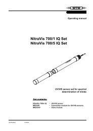NitraVis 700/1 IQ Set NitraVis 700/5 IQ Set - Fagerberg