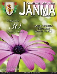 Adobe PDF Version of the JANMA Volume 15 Number 2 - American ...