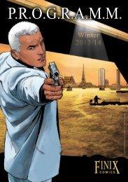 P.r.o.g.r.a.m.m. - Finix Comics