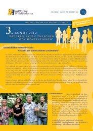zum Flyer - Herbert-Quandt-Stiftung