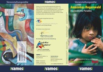 Veranstaltungsreihe - Vamos eV
