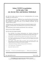 Deutsche Opfer 2. Weltkrieg
