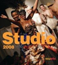 2008 Studio - VCUarts - Virginia Commonwealth University