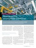 TeollisuusPartneri 2/2011 - Siemens - Page 7