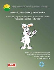 (2008) Infancia, Adicciones y Salud Mental: Manual del - Unidad de ...