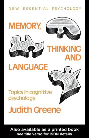 Memory, thinking and language.pdf