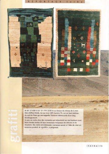 grafiti (report) - torba la revue du tapis