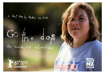 Go the Dogs Press Kit - New Zealand Film Commission