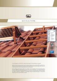 Dachleitern - Iller-Leiter