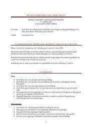 NY RETTSKRIVING FOR 2000-TALET - Språkrådet