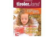 Journal 4c/08 - Tirol - Familienpass