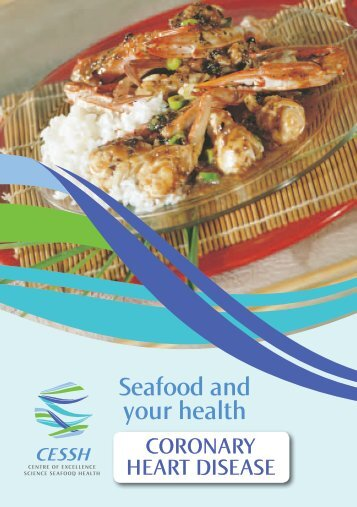 Seafood and your health - Centre of Excellence for Science ...