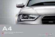 A4 - Audi