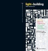 Light+Building - メサゴ・メッセフランクフルト