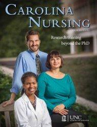 Research training beyond the PhD - School of Nursing - University ...