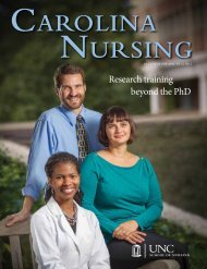 Research training beyond the PhD - School of Nursing - University ...