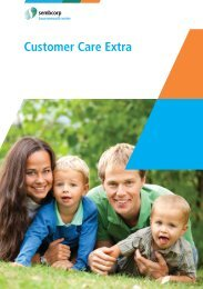 Customer Care Extra leaflet (pdf) - Sembcorp Bournemouth Water
