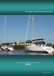 Strategic Directive Statement - Sembcorp Bournemouth Water