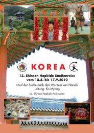 Auf der Suche nach den Wurzeln von Hanol« Leitung: Ko.Myong