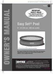 Easy Set® Pool - INTEX ++