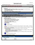 1 Chemin ės medžiagos/preparato ir bendrovės/įmonės ... - Batutai - Page 3