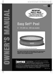 Easy Set® Pool - Batutai