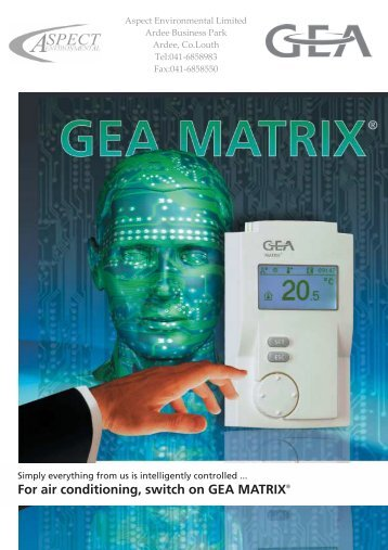 GEA MATRIX - Aspectenvironmental.com