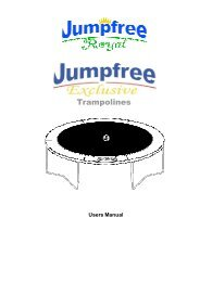 Trampolines - Batutai