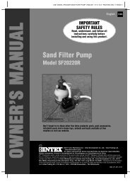Sand Filter Pump - Batutai