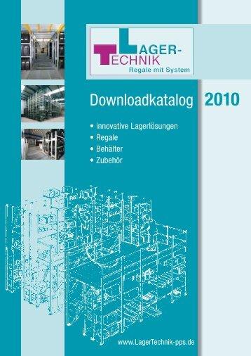 2010 Gesamtkatalog - LagerTechnik-PPS GmbH