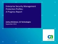 Progress Report on the Enterprise Security Management Suite.pdf