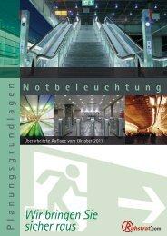 Notbeleuchtung - Ruhstrat GmbH
