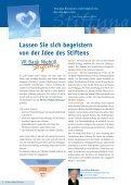 Gemeinsam Ziele erreichen Geachtet und in ... - VR Bank eG, Niebüll - Seite 6
