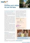 Gemeinsam Ziele erreichen Geachtet und in ... - VR Bank eG, Niebüll - Seite 7